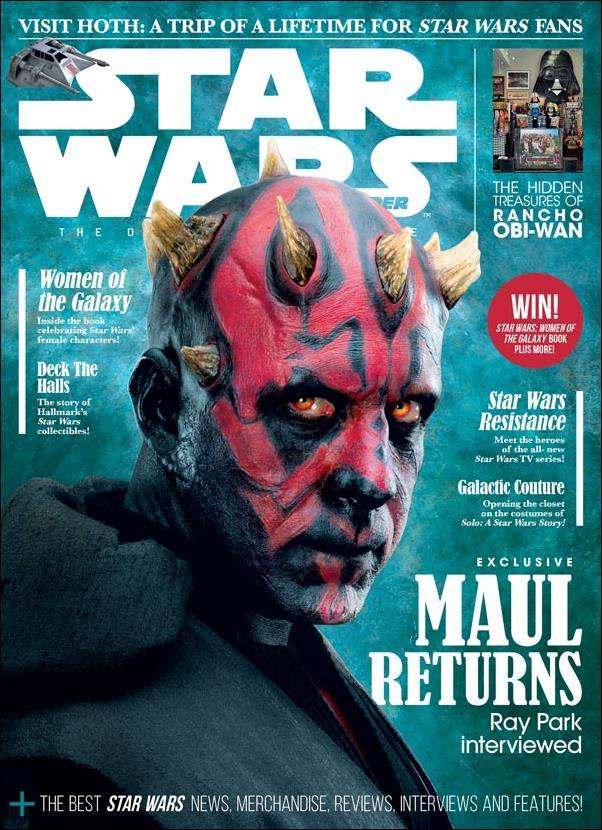Star Wars Insider 185-A by Titan Magazines