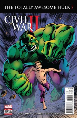 Totally Awesome Hulk 7-A