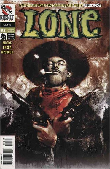 Lone 2-A by Dark Horse
