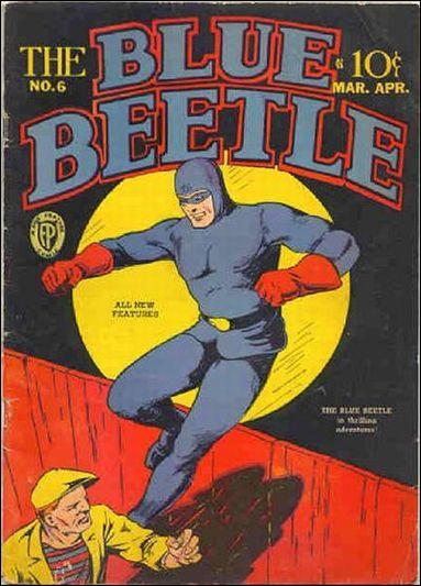 Blue Beetle (1939) 6-A by Fox