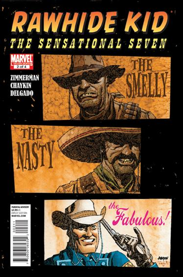 Rawhide Kid (2010) 2-A by Marvel