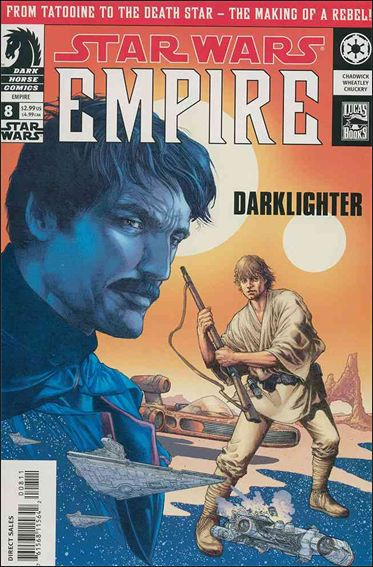 Star Wars: Empire 8-A by Dark Horse