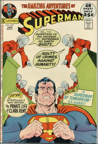 Superman (1939) 247-A by DC