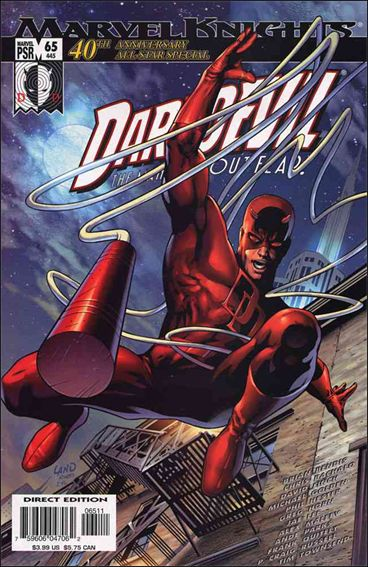 Daredevil (1998) 65-A by Marvel