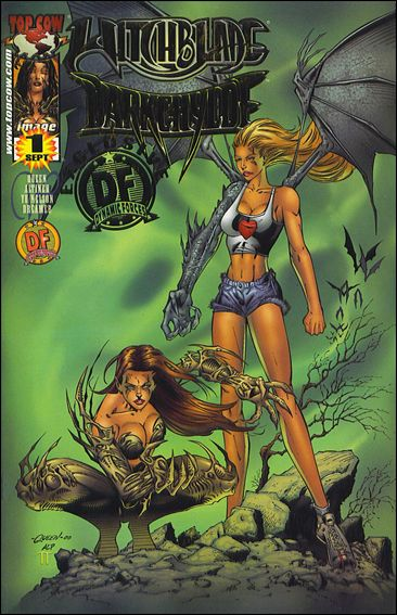 Witchblade/Darkchylde 1-C by Top Cow
