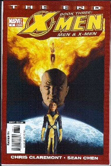 X-Men: The End (2006) 6-A by Marvel