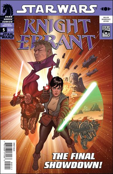 Star Wars: Knight Errant 5-A by Dark Horse