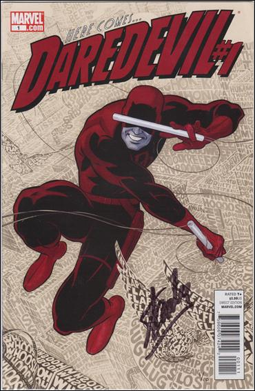 Daredevil (2011) 1-I by Marvel