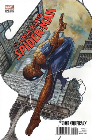 Amazing Spider-Man (2015) 20-B
