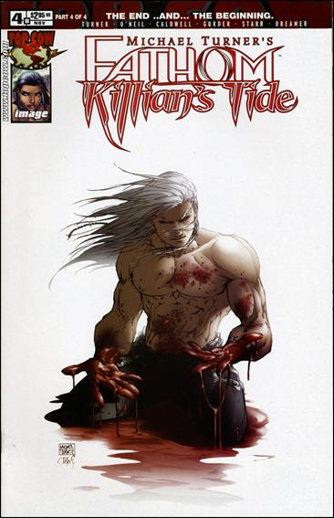 Michael Turner's Fathom: Killians Tide 4-B by Top Cow