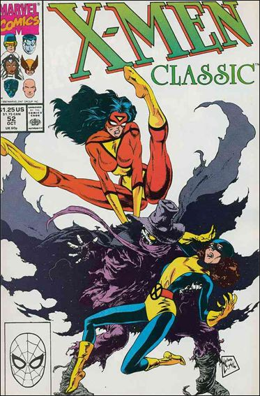 X-Men Classic 52-A by Marvel