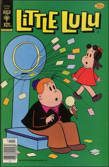 Marge's Little Lulu 246-A by Dell