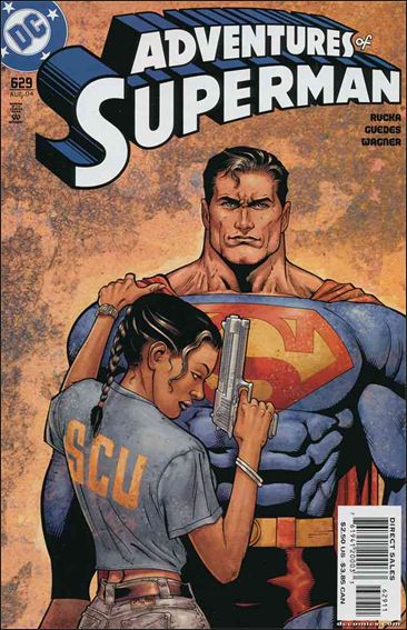 Adventures of Superman (1987) 629-A by DC