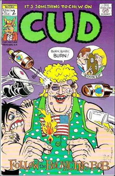 Cud 2-A by Fantagraphics