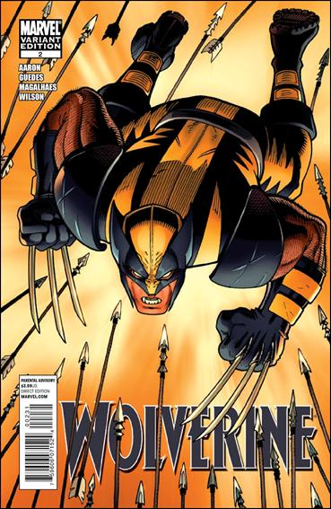 Wolverine (2010) 2-C by Marvel