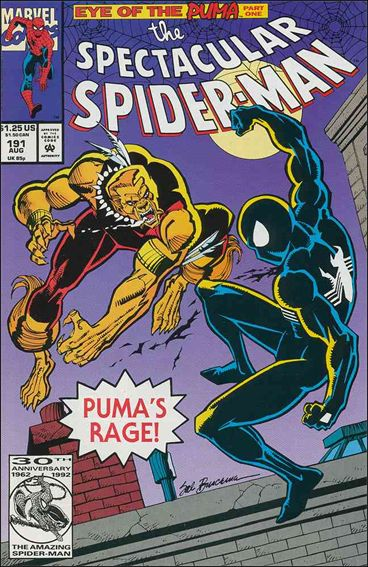 Spectacular Spider-Man (1976) 191-A by Marvel