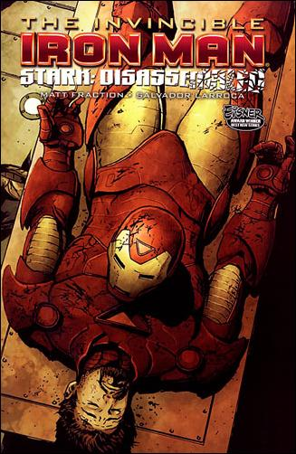 Invincible Iron Man (2008) 4-A by Marvel
