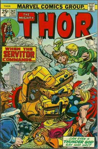 Thor (1966) 242-A by Marvel