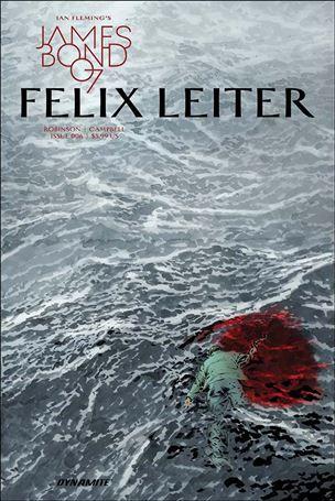 James Bond: Felix Leiter 6-A