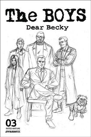 Boys: Dear Becky 3-B