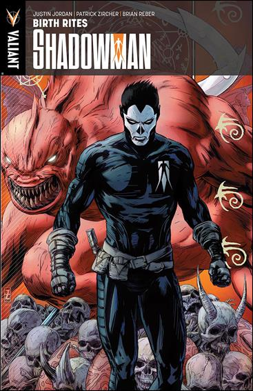 Shadowman (2013) 1-A by Valiant Entertainment