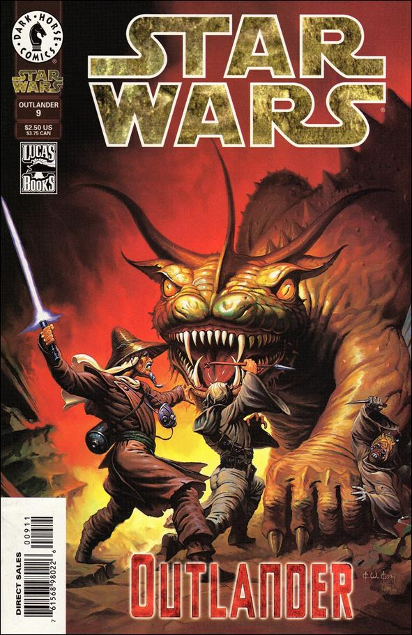 Star Wars/Star Wars Republic 9-A by Dark Horse