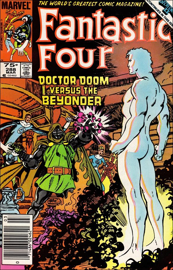 Fantastic Four (1961) 288-A by Marvel