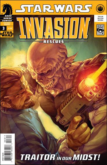 Star Wars: Invasion - Rescues 3-A by Dark Horse