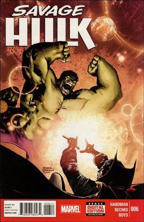 Savage Hulk (2014) 6-A