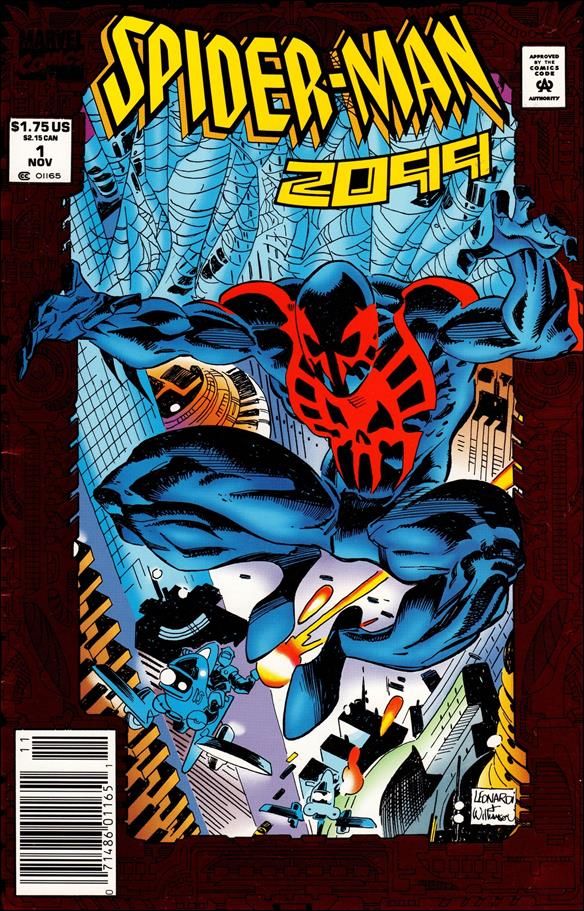 Spider-Man 2099 (1992) 1-A by Marvel