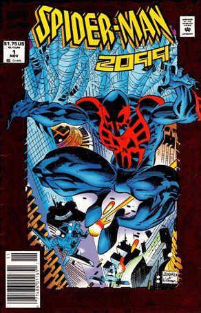Spider-Man 2099 (1992) 1-A