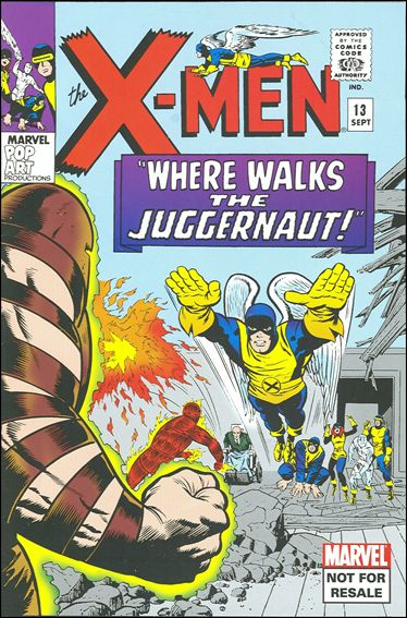 X-Men (1963) 13-B by Marvel