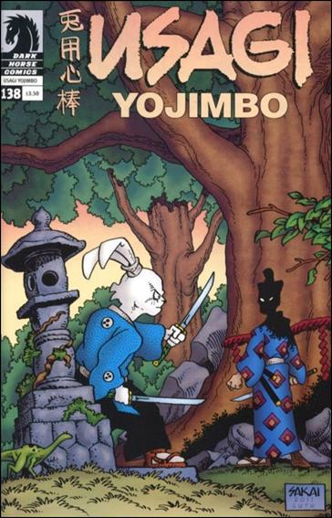 Usagi Yojimbo (1996) 138-A by Dark Horse