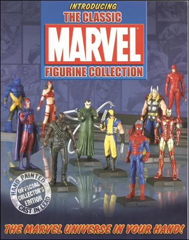 Classic Marvel Figurine Collection (UK) 0-A by Eaglemoss Publications