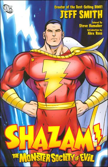 Shazam! The Monster Society of Evil 1-A by DC
