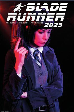 Blade Runner 2029 2-D