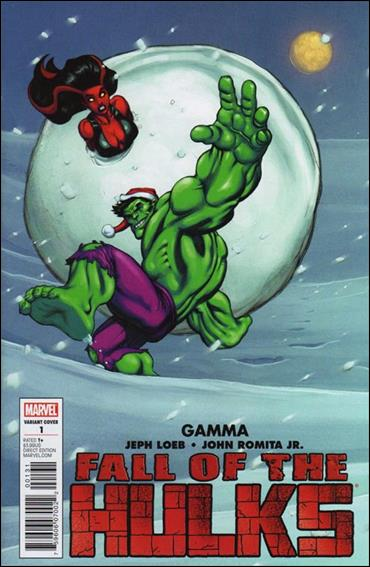 Fall of the Hulks: Gamma 1-C by Marvel