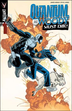 Quantum and Woody Must Die 1-A