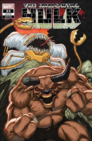 Immortal Hulk 33-E