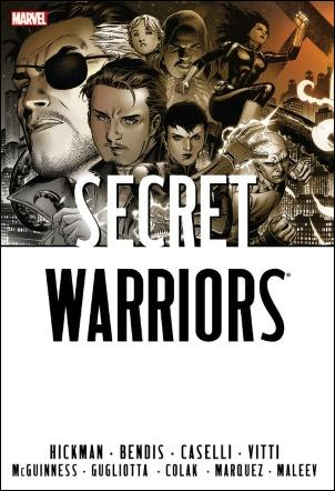 Secret Warriors Omnibus nn-A by Marvel