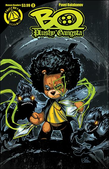 Bo, Plushy Gangsta 3-A by Action Lab Entertainment