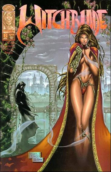 Witchblade 6-A by Top Cow