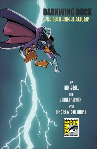 Darkwing Duck (2010) 1-D by Kaboom!