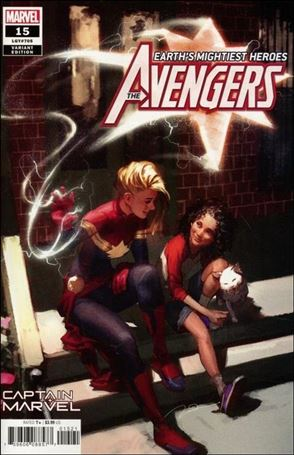 Avengers (2018) 15-B