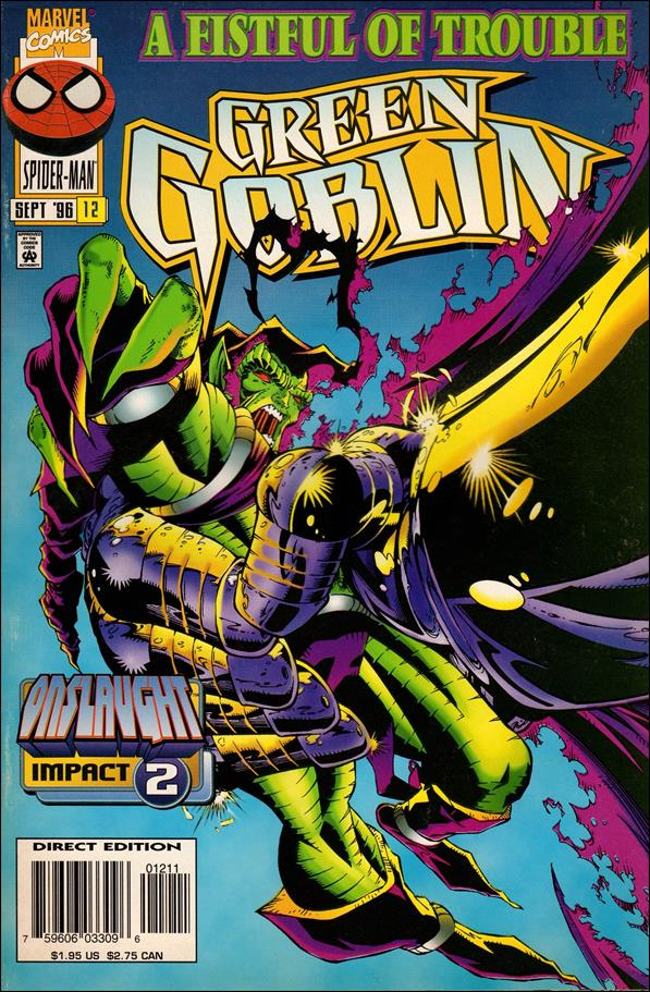 Green Goblin 12-A by Marvel