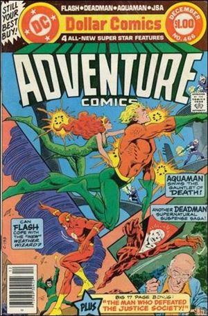 Adventure Comics (1938) 466-A