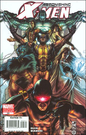 Astonishing X-Men (2004) 25-D by Marvel