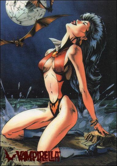 Visions of Vampirella 54-A by Topps