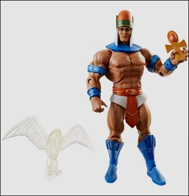 Masters of the Universe Classics Nepthu Loose by Mattel