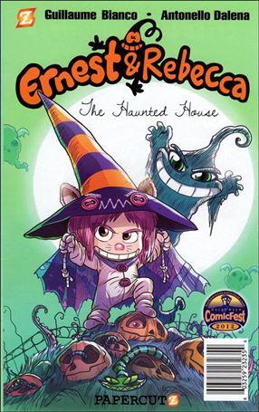 Ernest & Rebecca Mini-Comic: The Haunted House nn-A